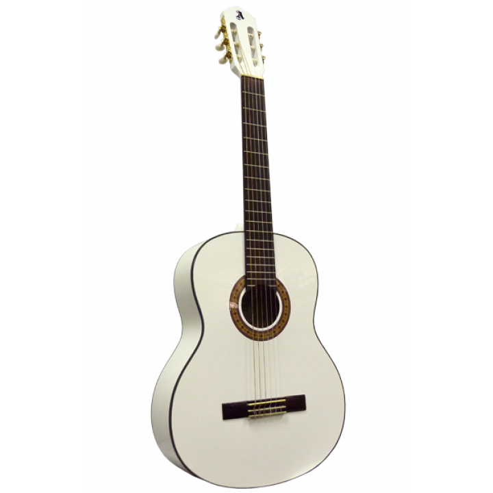 Alicante Laura Гитара классическая белая