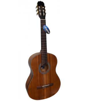 Livingstone C-120 NS гитара классическая с анкером, koa/koa
