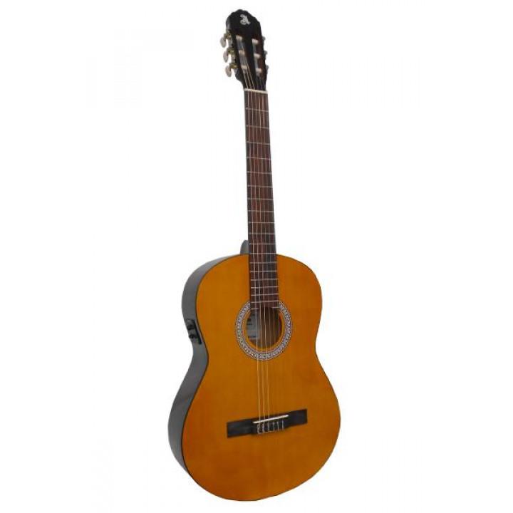 Alicante Student NA EQ Гитара классическая с тюнером и эквалайзером
