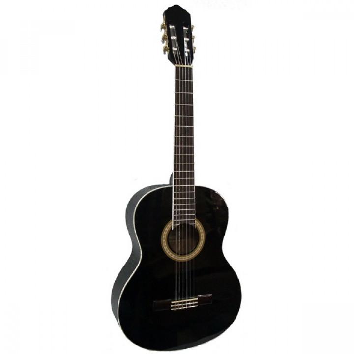 Alicante Spanish BK Гитара классическая чёрная