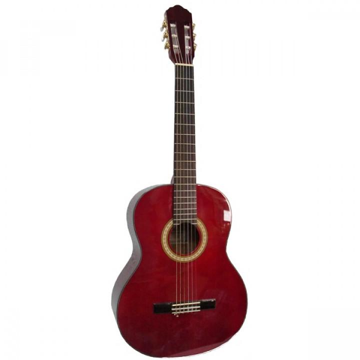 Alicante Spanish WR Гитара классическая красная