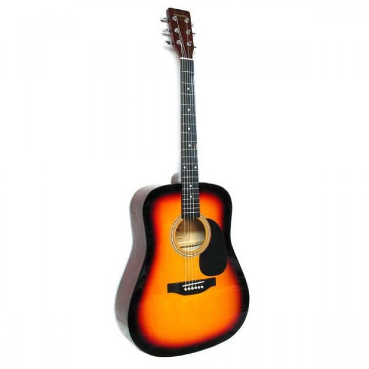 Adams W-4100 OBS Гитара акустическая