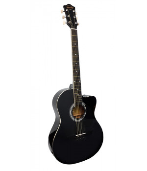 Adams CAG-580 BK Гитара фолк