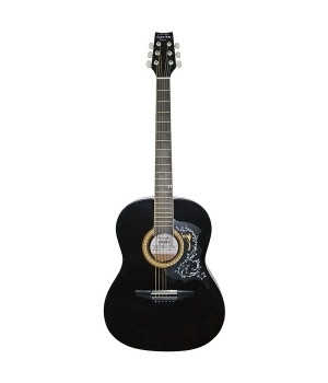 Adams CAG-500 BK Гитара фолк