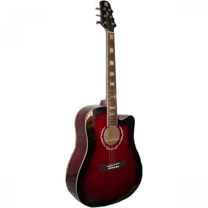 MADEIRA HW-700 WR Гитара акустическая вестерн