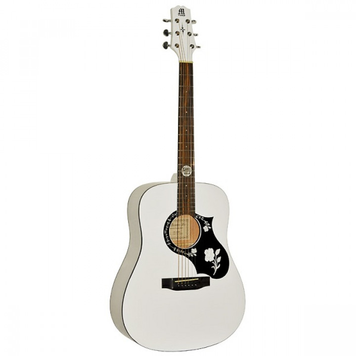MADEIRA HW-830 WH Гитара акустическая вестерн