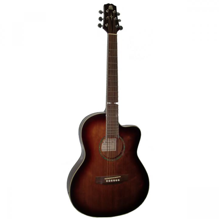 Madeira HF-690 EA BR Гитара электроакустическая