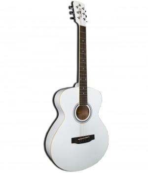 Alicante Rock WH Гитара акустическая белая