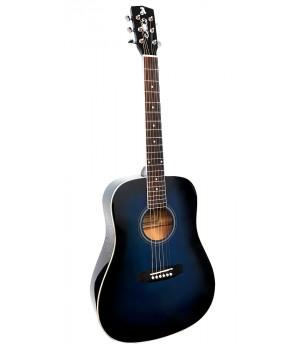 Alicante Titanium MBL Акустическая гитара с широким грифом (48 мм)