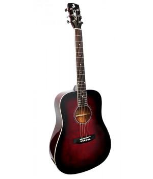 Alicante Titanium WR Акустическая гитара с широким грифом (48 мм)