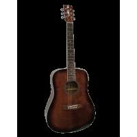Alicante Titanium BR EA Электроакустическая гитара с широким грифом (48 мм)