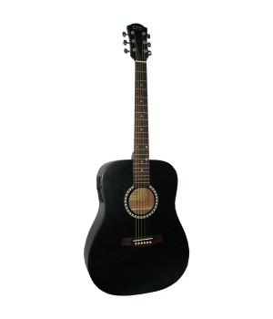 Amati Z-41 EQ/BK Гитара акустическая