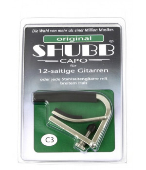 Shubb Capos Original C3 Каподастр для 12-ти струнной гитары