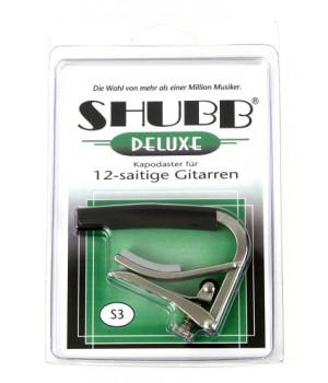 Shubb Capos Deluxe S3 Каподастр для 12-ти струнной гитары