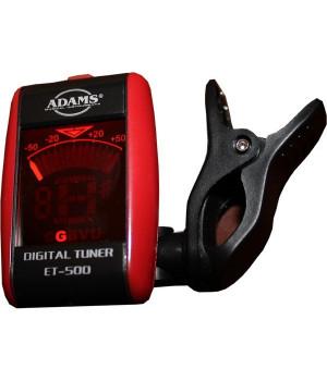 Adams ET-500 Тюнер-прищепка