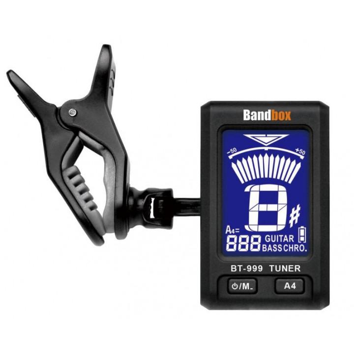 Bandbox BT-999 Тюнер-прищепка хроматический