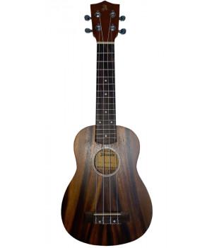 UKA-21K NS укулеле сопрано, материал koa